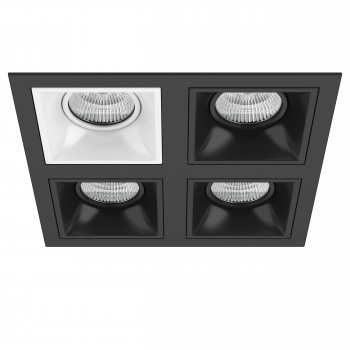Встраиваемый точечный светильник DOMINO Domino Lightstar D54706070707