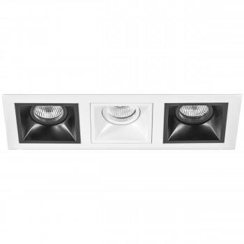 Встраиваемый точечный светильник DOMINO Domino Lightstar D536070607