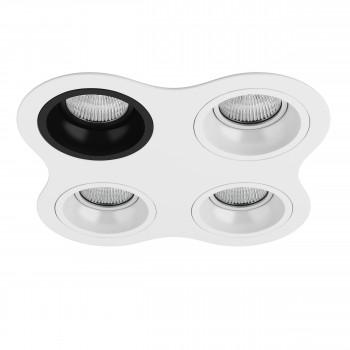 Встраиваемый точечный светильник DOMINO Domino Lightstar D64607060606