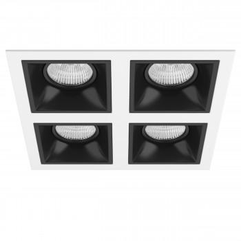 Встраиваемый точечный светильник DOMINO Domino Lightstar D54607070707