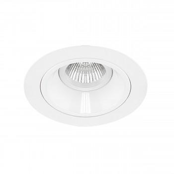 Встраиваемый точечный светильник DOMINO Domino Lightstar D61606
