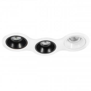 Встраиваемый точечный светильник DOMINO Domino Lightstar D696070706