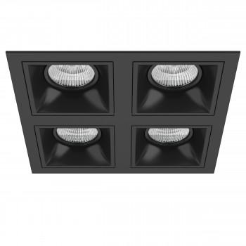 Встраиваемый точечный светильник DOMINO Domino Lightstar D54707070707