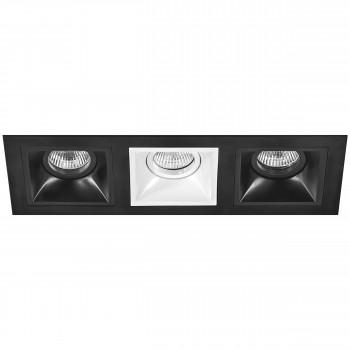 Встраиваемый точечный светильник DOMINO Domino Lightstar D537070607