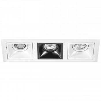 Встраиваемый точечный светильник DOMINO Domino Lightstar D536060706
