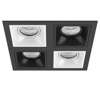 Встраиваемый точечный светильник DOMINO Domino Lightstar D54706070607