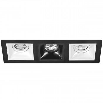 Встраиваемый точечный светильник DOMINO Domino Lightstar D537060706