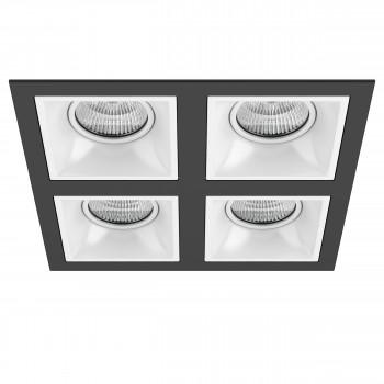 Встраиваемый точечный светильник DOMINO Domino Lightstar D54706060606