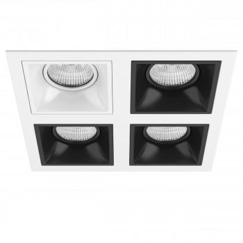 Встраиваемый точечный светильник DOMINO Domino Lightstar D54606070707