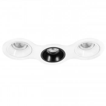 Встраиваемый точечный светильник DOMINO Domino Lightstar D696060706