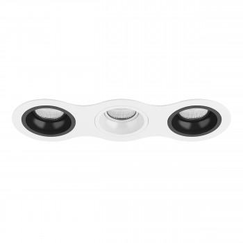 Встраиваемый точечный светильник DOMINO Domino Lightstar D636070607