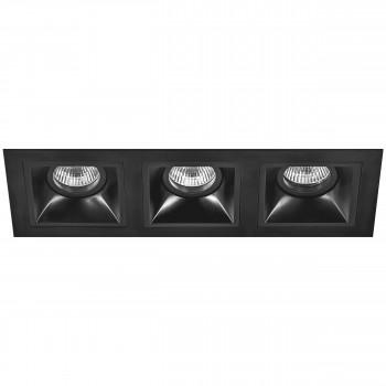 Встраиваемый точечный светильник DOMINO Domino Lightstar D537070707