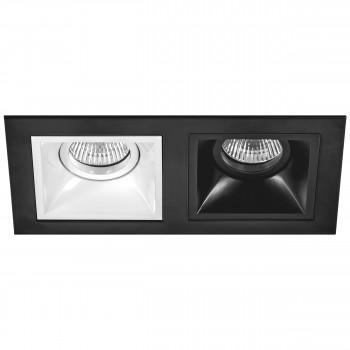 Встраиваемый точечный светильник DOMINO Domino Lightstar D5270607
