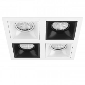 Встраиваемый точечный светильник DOMINO Domino Lightstar D54606070607