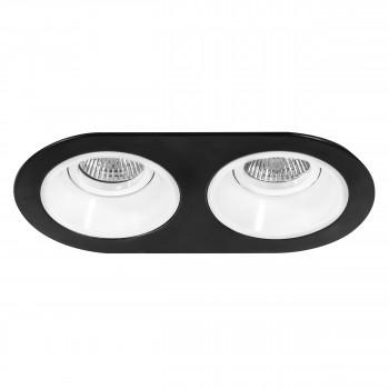 Встраиваемый точечный светильник DOMINO Domino Lightstar D6570606