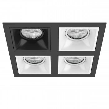 Встраиваемый точечный светильник DOMINO Domino Lightstar D54707060606