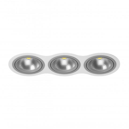 Встраиваемый точечный светильник Intero 111 Intero 111 Lightstar i936090909 в интернет-магазине ROSESTAR фото
