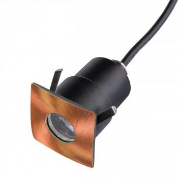 Уличный встраиваемый светодиодный светильник Ipogeo Lightstar ip384328