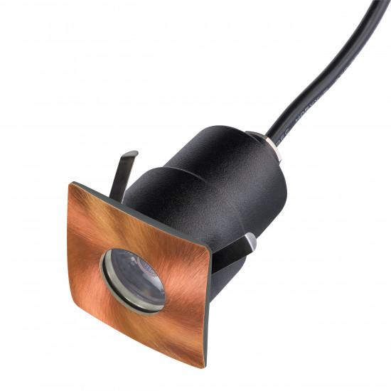 Уличный встраиваемый светодиодный светильник Ipogeo Lightstar ip384328 в интернет-магазине ROSESTAR фото