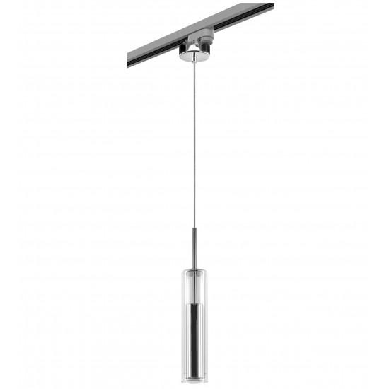 Подвесной трековый светильник Cilino Cilino Lightstar L1T756014 в интернет-магазине ROSESTAR фото
