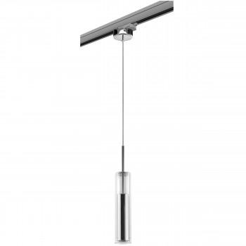 Подвесной трековый светильник Cilino Cilino Lightstar L3T756014