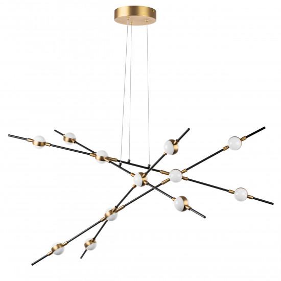 Люстра подвесная Bergamo Lightstar 745247