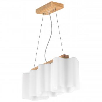 Люстра подвесная Nubi legno Lightstar 802135