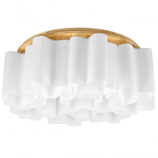 Люстра потолочная Nubi legno Lightstar 802095 в интернет-магазине ROSESTAR фото