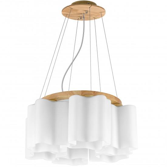 Люстра подвесная Nubi legno Lightstar 802165 в интернет-магазине ROSESTAR фото