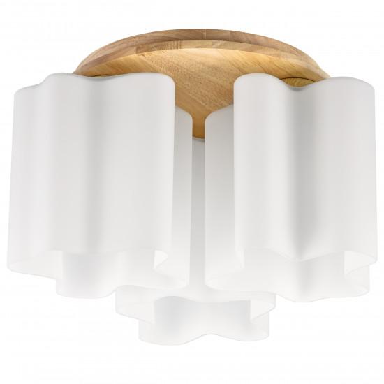 Люстра потолочная Nubi legno Lightstar 802035 в интернет-магазине ROSESTAR фото