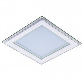 Встраиваемый светодиодный точечный декоративный светильник Acri Lightstar 212042