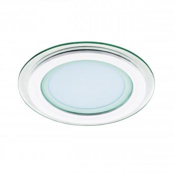 Встраиваемый светодиодный точечный декоративный светильник Acri Lightstar 212031