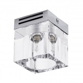 Накладной точечный декоративный светильник Alta qube Lightstar 104010