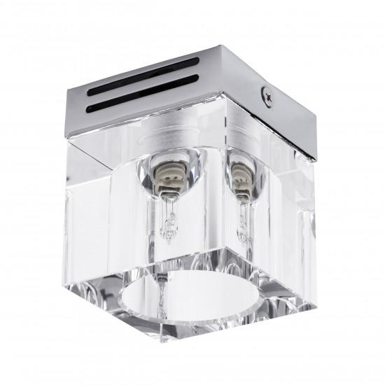 Накладной точечный декоративный светильник Alta qube Lightstar 104010 в интернет-магазине ROSESTAR фото