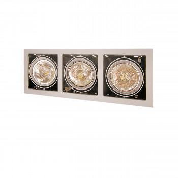 Встраиваемый точечный декоративный светильник Cardano Lightstar 214137
