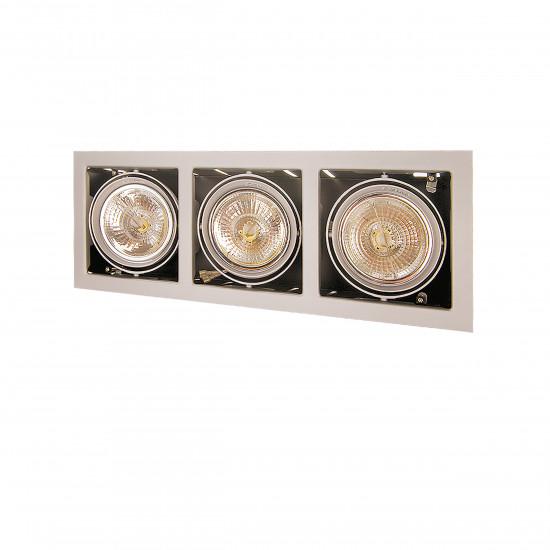 Встраиваемый точечный декоративный светильник Cardano Lightstar 214137 в интернет-магазине ROSESTAR фото