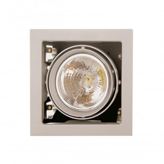 Встраиваемый точечный декоративный светильник Cardano Lightstar 214117 в интернет-магазине ROSESTAR фото