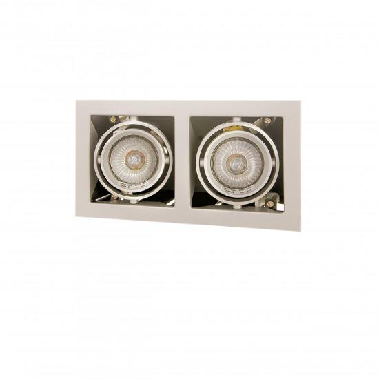 Встраиваемый точечный декоративный светильник Cardano Lightstar 214027 в интернет-магазине ROSESTAR фото