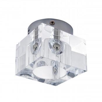 Накладной точечный декоративный светильник Cubo Lightstar 160204