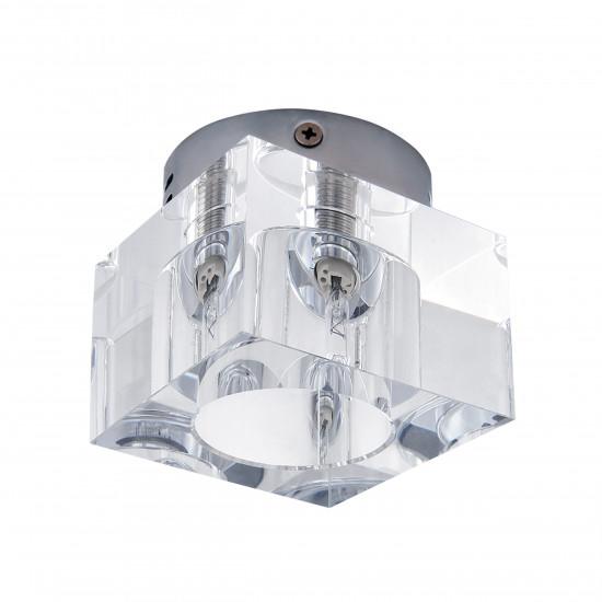 Накладной точечный декоративный светильник Cubo Lightstar 160204 в интернет-магазине ROSESTAR фото
