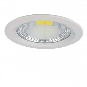 Светодиодный встраиваемый светильник заливающего света Forto Lightstar 223304