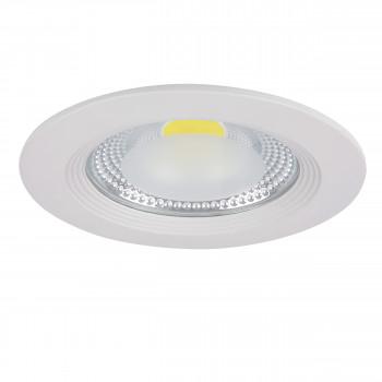 Светодиодный встраиваемый светильник заливающего света Forto Lightstar 223154