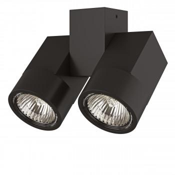 Накладной точечный декоративный светильник Illumo X2 Lightstar 051037