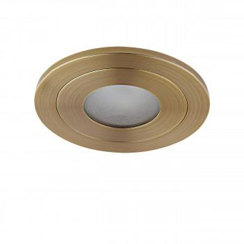 Встраиваемый светодиодный точечный декоративный светильник Leddy Lightstar 212172