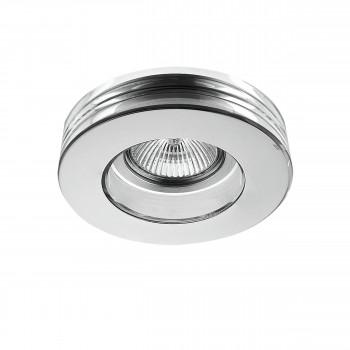 Встраиваемый точечный декоративный светильник под заменяемые галогенные или LED лампы Lei Lightstar 006114