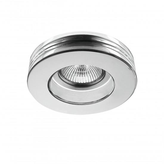 Встраиваемый точечный декоративный светильник под заменяемые галогенные или LED лампы Lei Lightstar 006114 в интернет-магазине ROSESTAR фото