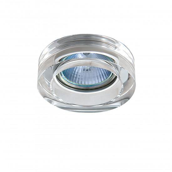 Встраиваемый точечный декоративный светильник под заменяемые галогенные или LED лампы Lei mini Lightstar 006130 в интернет-магазине ROSESTAR фото