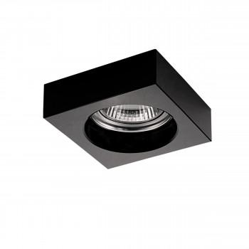 Встраиваемый точечный декоративный светильник под заменяемые галогенные или LED лампы Lui mini Lightstar 006147