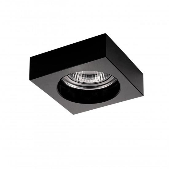 Встраиваемый точечный декоративный светильник под заменяемые галогенные или LED лампы Lui mini Lightstar 006147 в интернет-магазине ROSESTAR фото