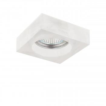 Встраиваемый точечный декоративный светильник под заменяемые галогенные или LED лампы Lui mini Lightstar 006149